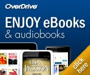 Download Audio and E-books with a library card and the overdrive ap