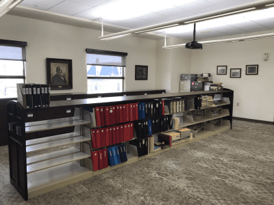 Local History Research Room Opens