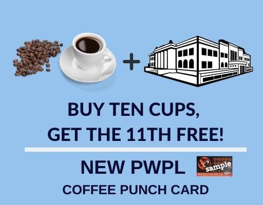 Enjoy a Cup on Us