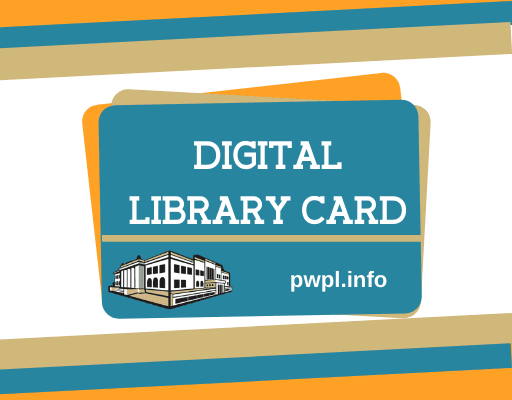 Online Library Card Signup Now Open