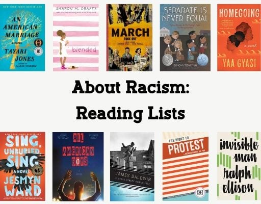 About Racism: Curated Reading Lists at PWPL