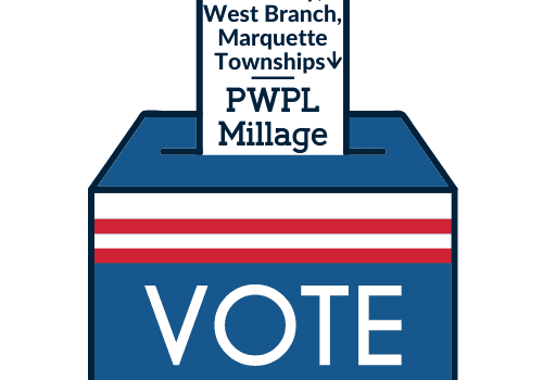 PWPL on Ballot in Chocolay, Marquette and West Branch Townships