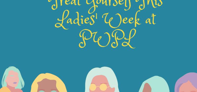 PWPL Offers Some Fun During Ladies' Week