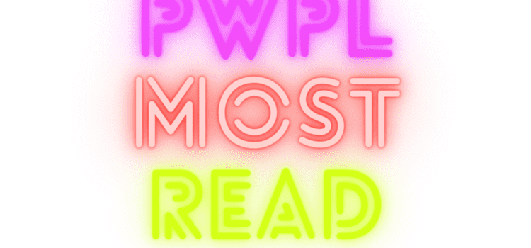 PWPL's Most Borrowed Books of 2020