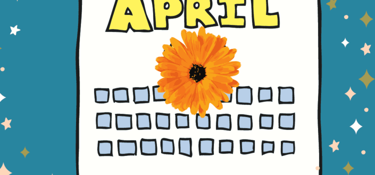 What's Happening in April @PWPL