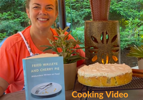 Two Books Two Communities Cooking Video