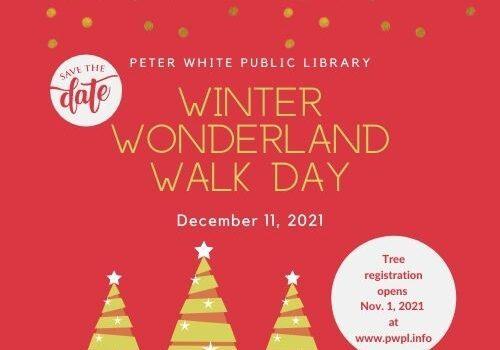 Winter Wonderland Walk Day